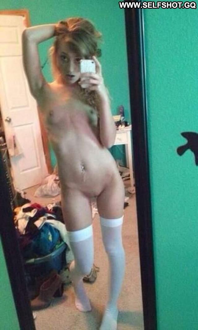 Estrella Stolen Pictures Girlfriend Selfie Cute Amateur Petite Babe