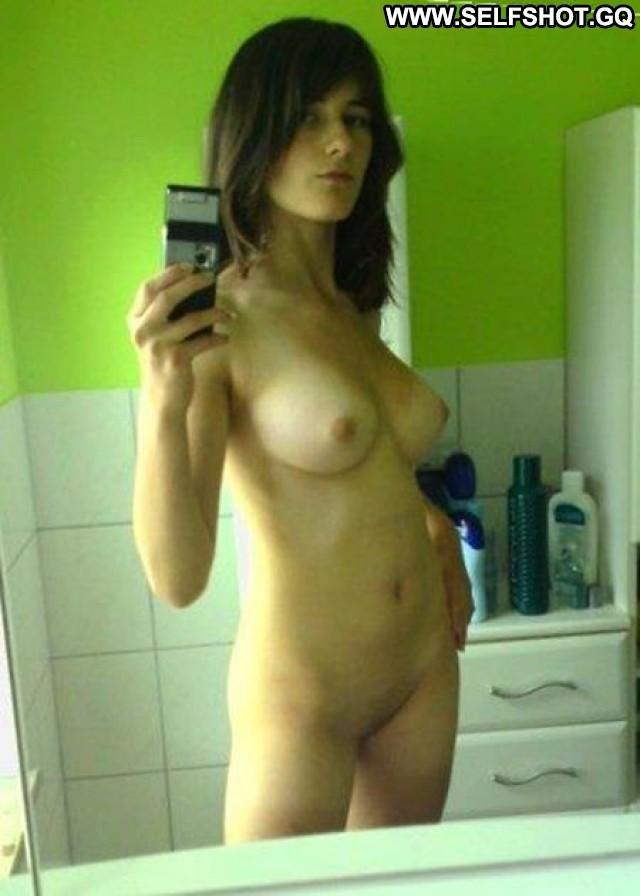 Garnett Stolen Pictures Amateur Beautiful Brunette Selfie Self Shot