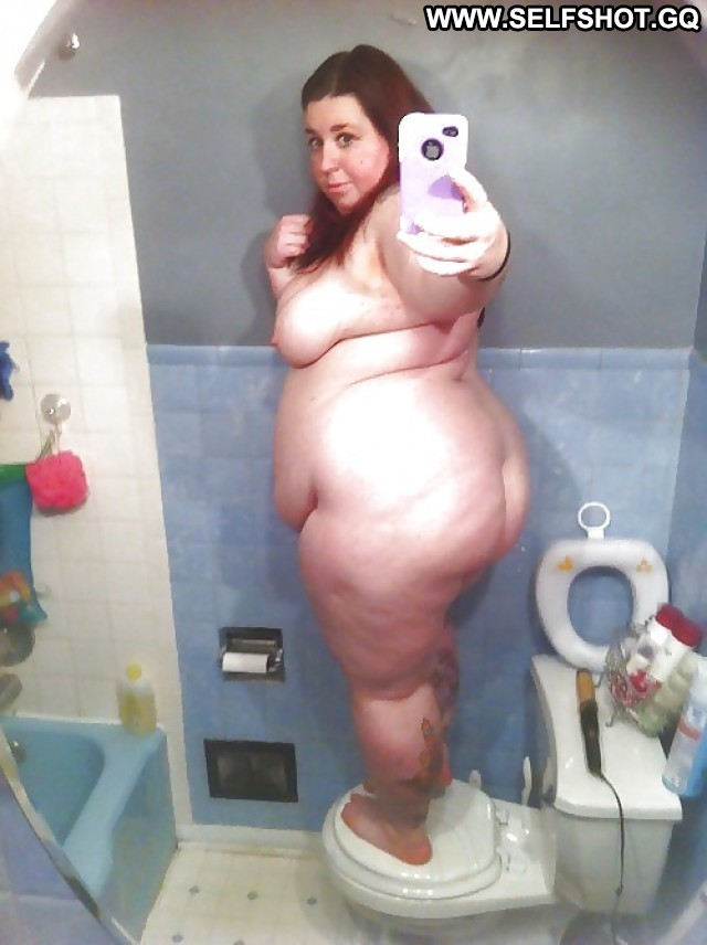 naked teen bbw self shot