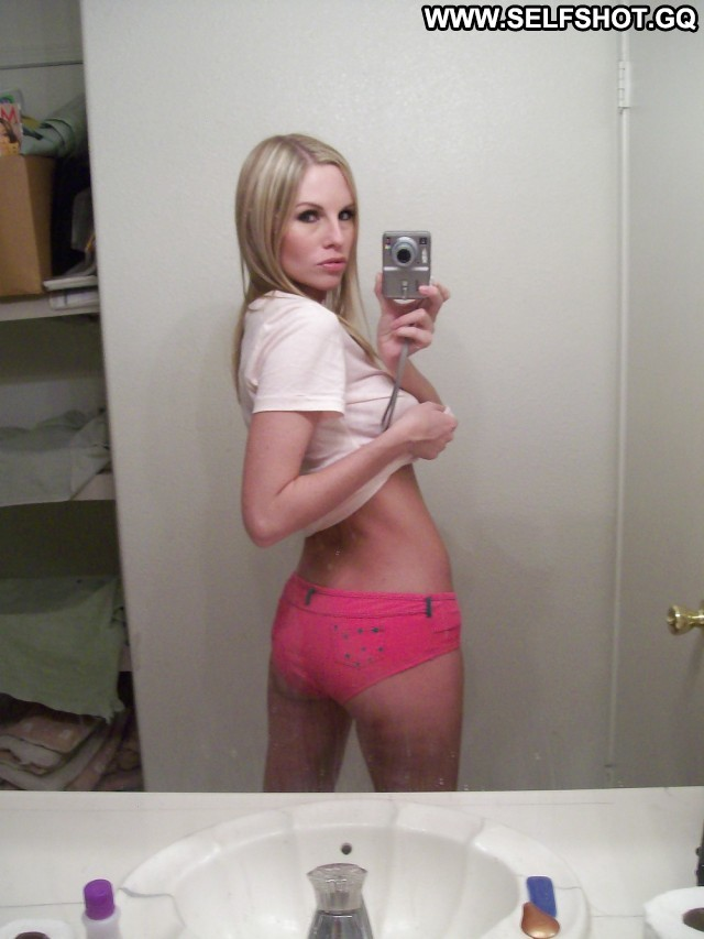 Linh Private Pictures Amateur Blonde Tits Panties Self Shot Hot Self